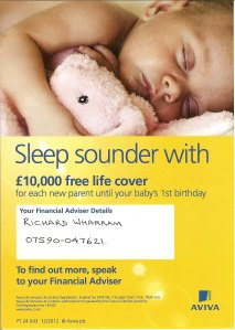 Aviva Sleep Sounder Free Life Cover